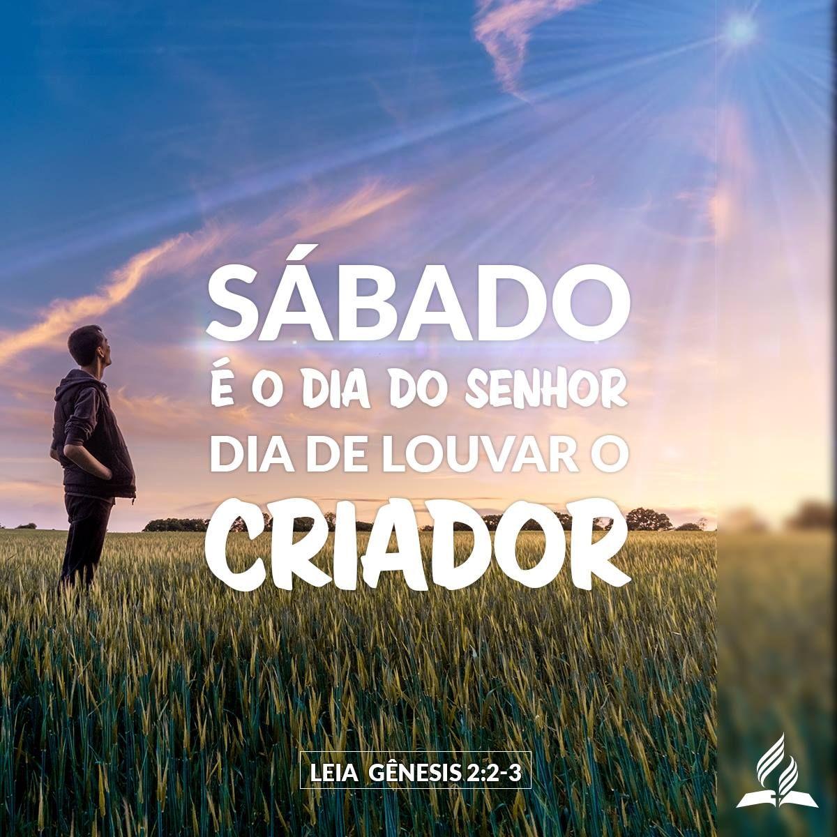 Adventistas Brasil على تويتر Toda A Terra Foi Criada Com