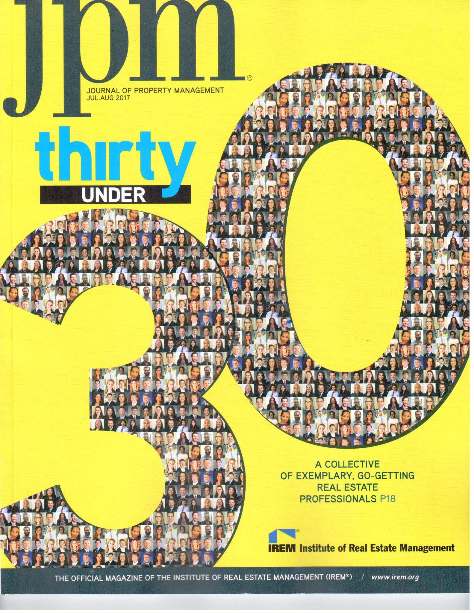 Tm associates rockville md - Tm Associates On Twitter Congrats To Tm S Noah Hale As A 30 Under 30 Recipient In The Journal Of Property Management