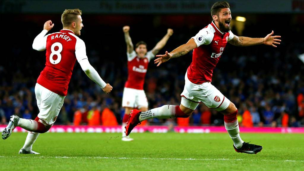 Video: Arsenal vs Leicester City