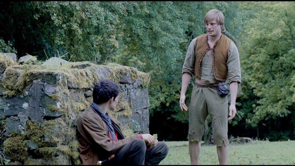 #MissingMerlin #Merlin and simpleton #Arthur lol pic.twitter.com/GMTPZcYcyn