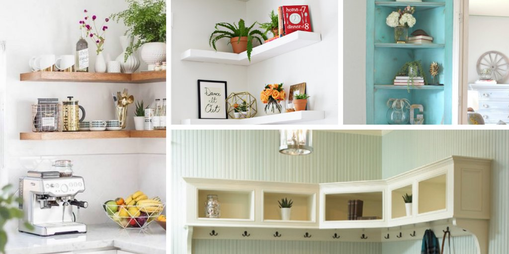 Let a #cornershelf fill that weird corner in your #home! Check out the different #styles! #Design  http:// bit.ly/2uvD7g3  &nbsp;  <br>http://pic.twitter.com/HLN29pudhz