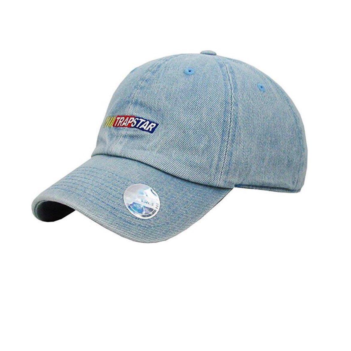 Trapstar Dad Hat 🎩   Shop: https://t.co/...