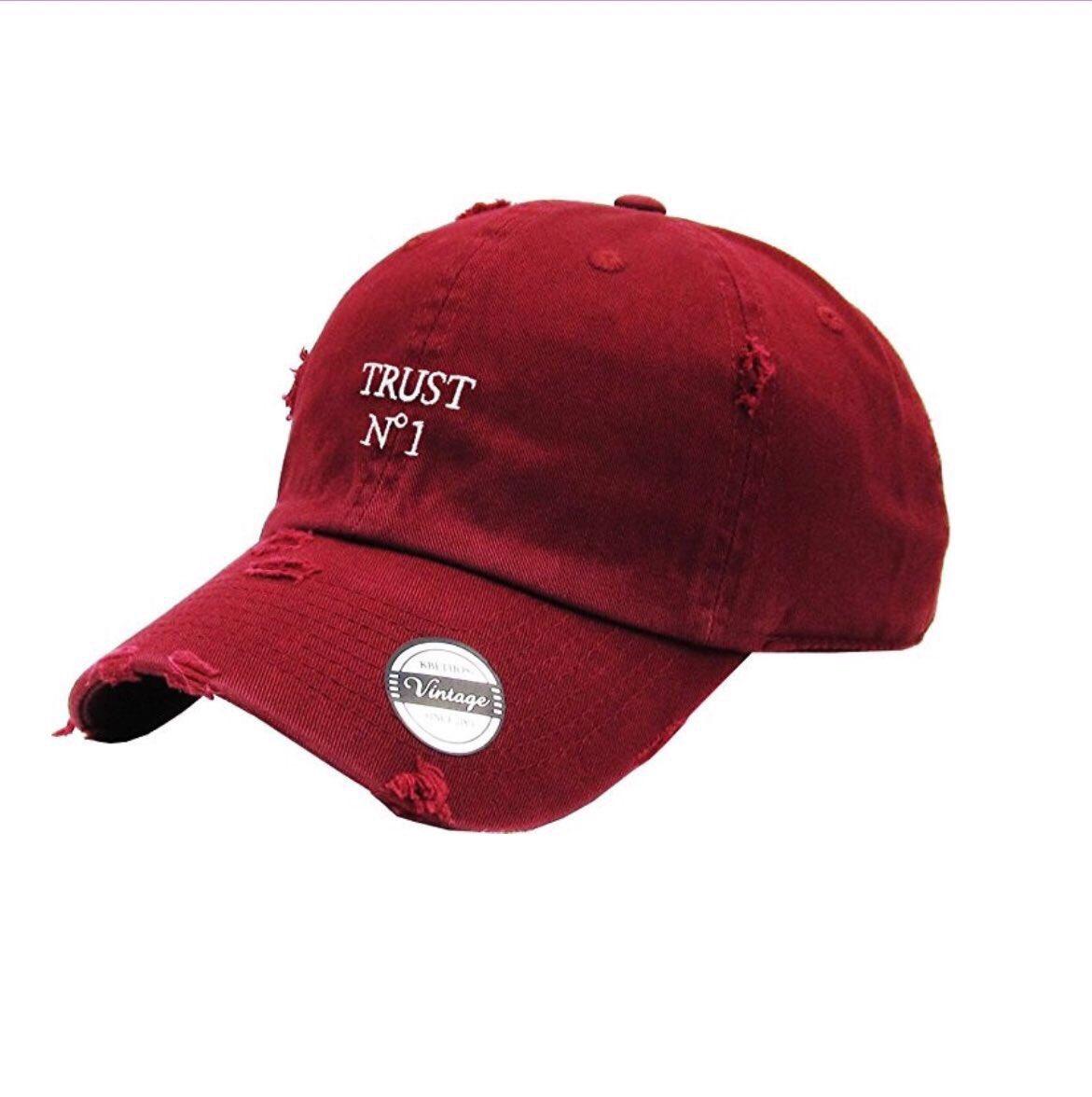 Vintage Trust No1 Cap 🌊  Shop: https://t...