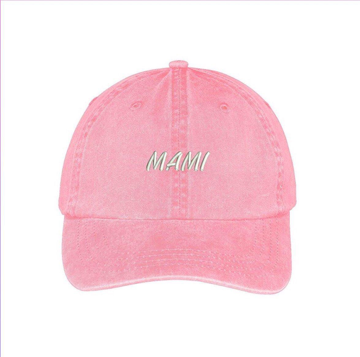 MAMI Dad Hat 💘  Shop: https://t.co/7YDDk...