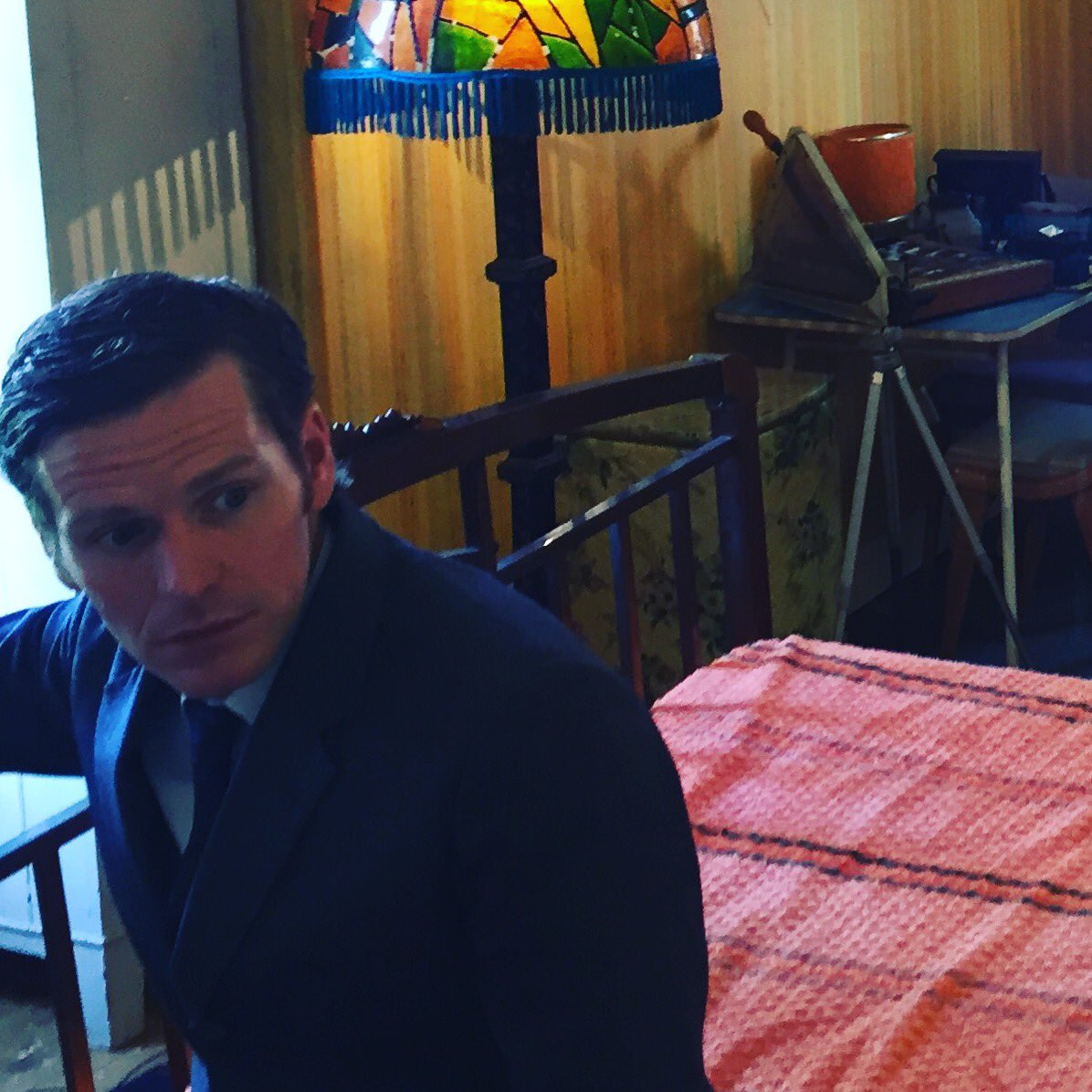 #128of196 Friday at last. Been a bit of a week. #endeavour #productiondesign<br>http://pic.twitter.com/zVL4BkUz06