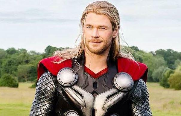 Happy Birthday Chris Hemsworth!
