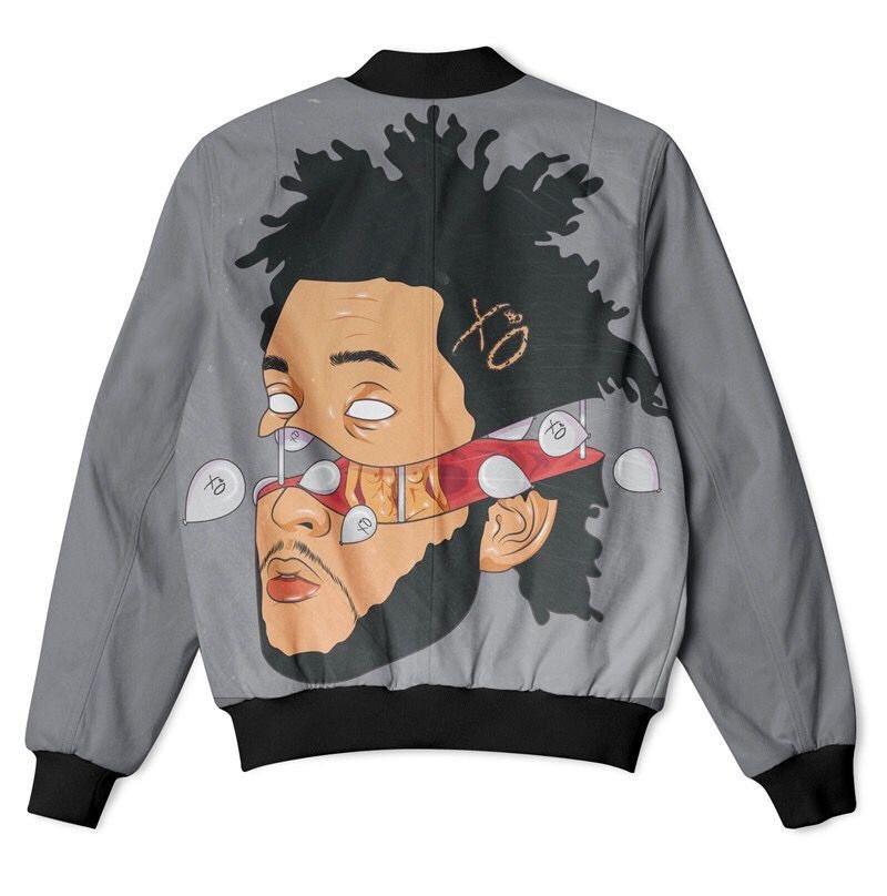 Weeknd Jacket ����������  Shop: https://t.co/rk2bXU6I7q  FREE SHIPPING WORLDWIDE https://t.co/JVufBXiKQ0