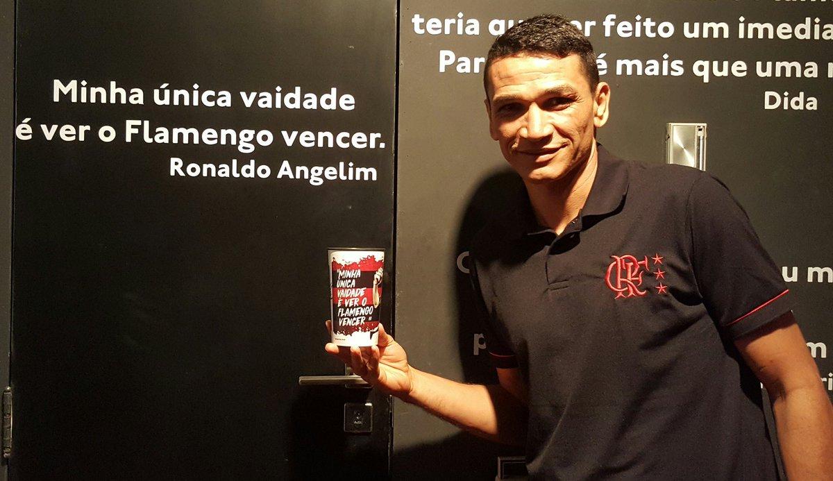 Obrigado por tudo, Ronaldo Angelim.