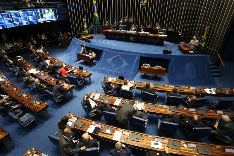 Senado aprova PEC que torna estupro crime imprescritível https://t.co/iMZm5mdDMs (📷 Fabio Rodrigues Pozzebom/ABr)