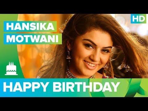 Happy Birthday Hansika Motwani!