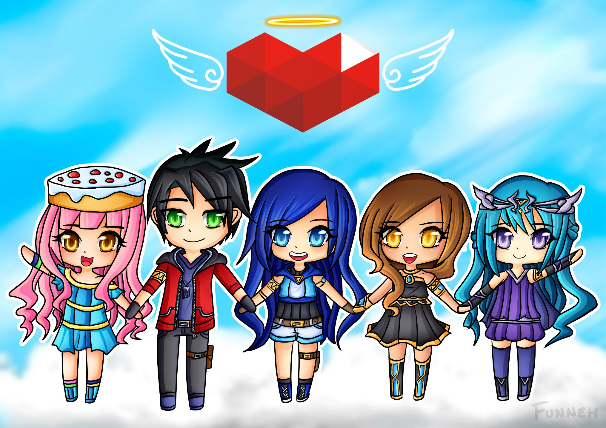 Itsfunneh On Twitter Quot How Do You Guys Like Our Charity