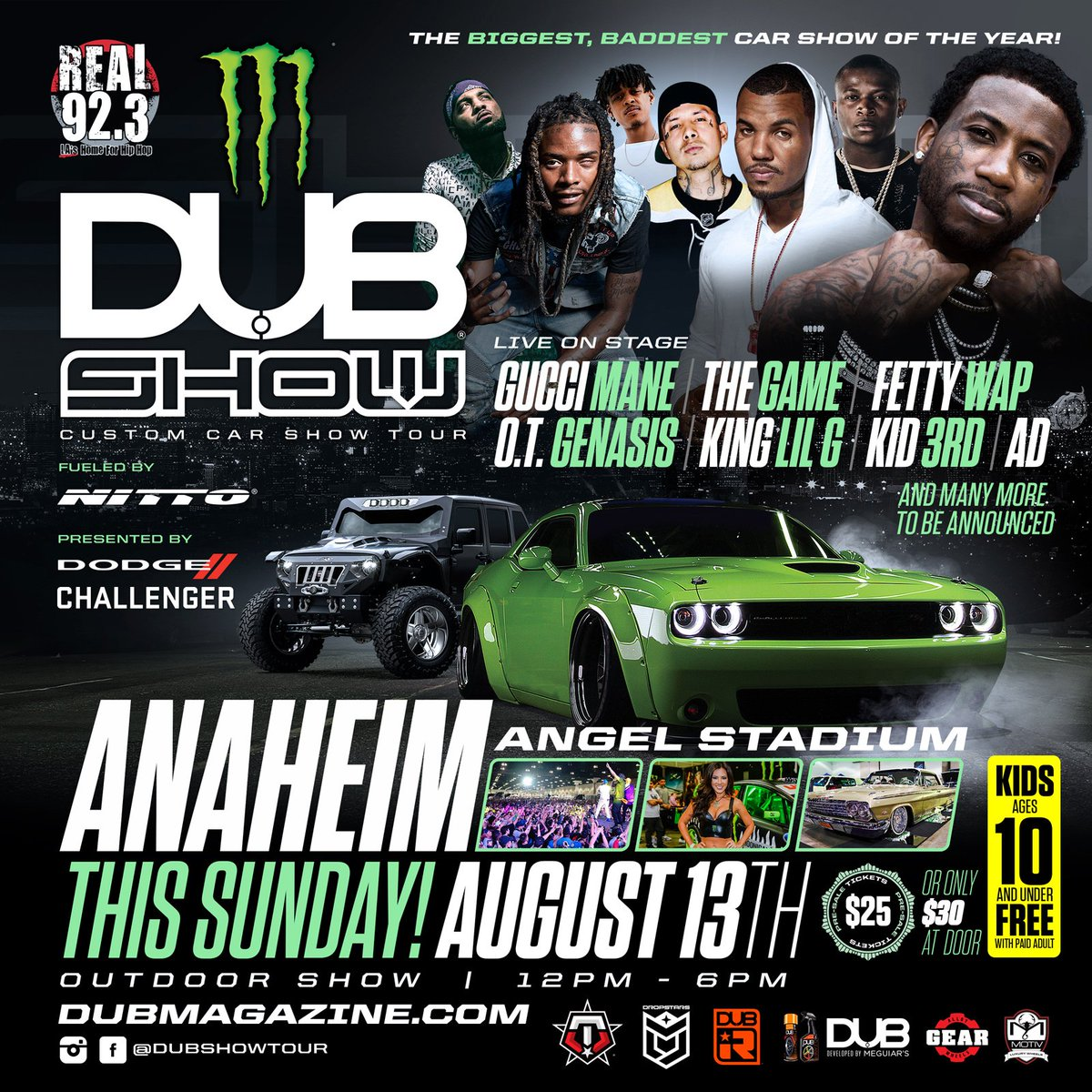 TIS Wheels On Twitter THIS SUNDAY At Angel Stadium In Anaheim - Angel stadium car show