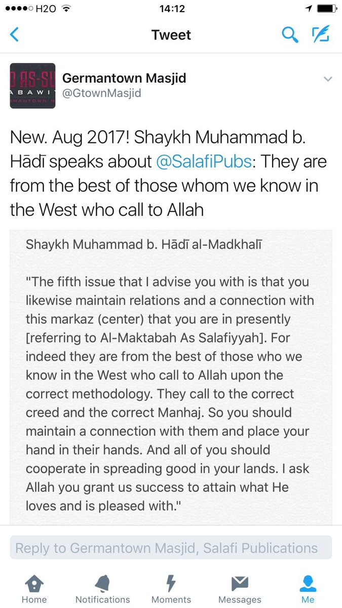 One path to allah on twitter alhamdulillah for salafiyyah learn one path to allah on twitter alhamdulillah for salafiyyah learn and study the authentic islam and you will know who the men are thecheapjerseys Gallery