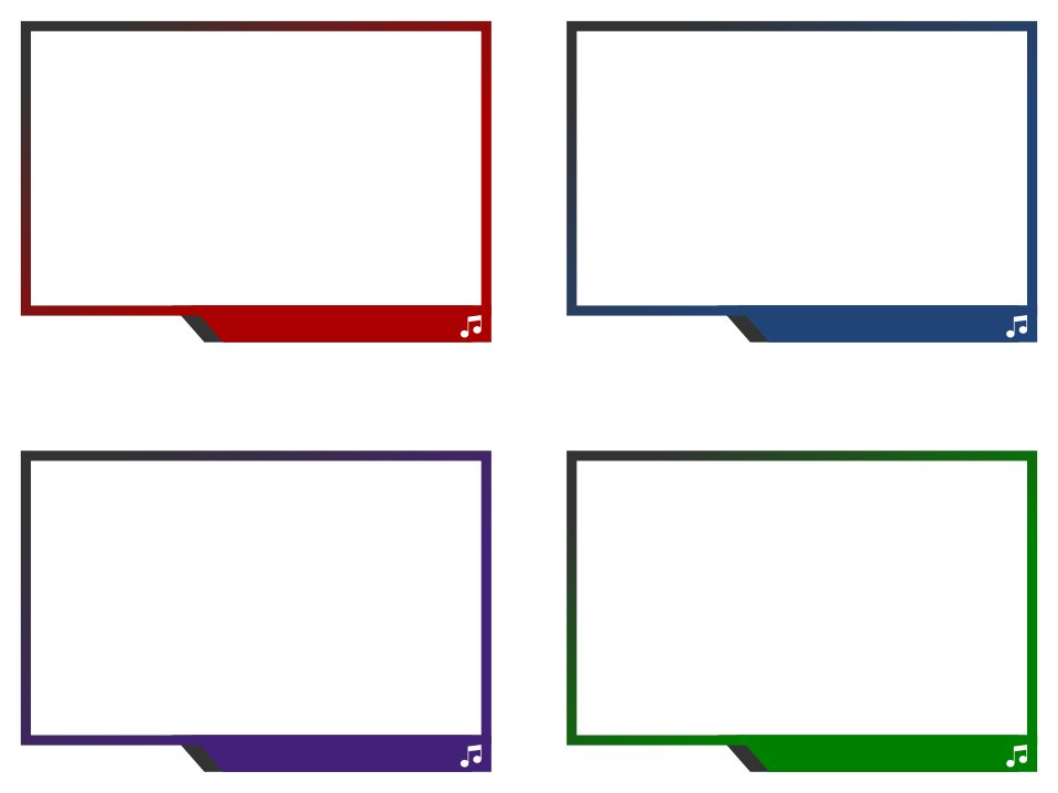 Streamshark On Twitter Need A Webcam Border For Your Stream