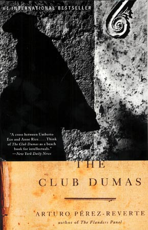 #BookLoversDay   #TheClubDumas by #ArturoPérezReverte became what #JohnnyDepp thriller? Just for fun, anyone know? https://t.co/1pI01rfK7J