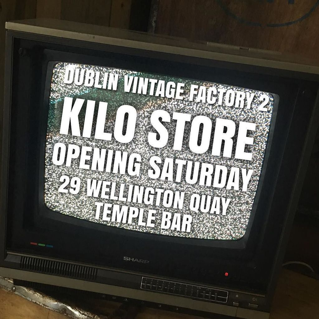 Our new store is opening this Saturday!! We&#39;re so excited! Check out our new store page  @dublinvintagefactory2  #kilosale #kilostore #du… <br>http://pic.twitter.com/wiNWuDunl3