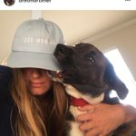 If you have one of our hats, make sure to send us a photo of you (or your dog) wearing it! pup stories
