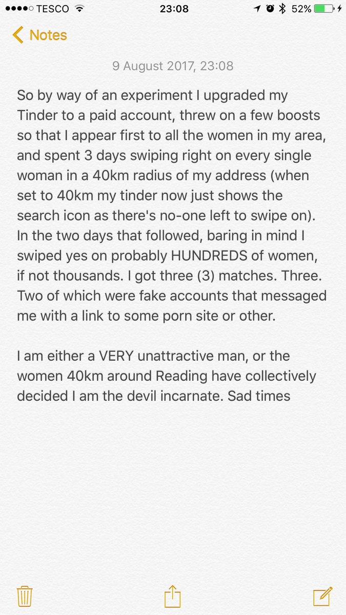 Fml online dating