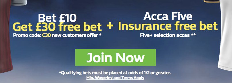 New William Hill customers get £30 #freebet when depositing £10   http:// bit.ly/Hills30for10Si gnUp &nbsp; …   #UEFAChampionsLeague<br>http://pic.twitter.com/dHWM5TCYd1