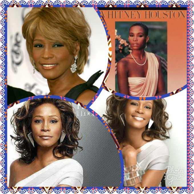 Happy Birthday Whitney Houston R. I. P.
