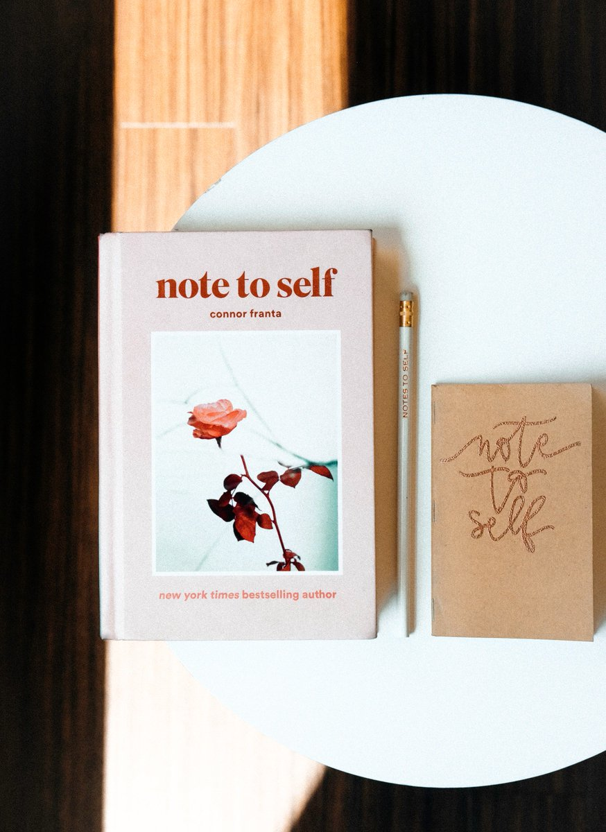 💌 happy #bookloversday! i wanna celebrate by giving away 3x note to self bundles! shipping anywhere in the world, simply retweet to enter 💌
