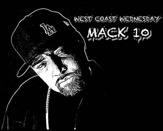 Happy Birthday Tune in at 5p for PJ\s Mack 10 Mini Mix!
