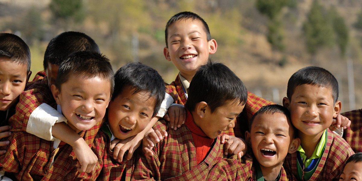 Bután, el país que exporta felicidad. | El Orden Mundial - E | Scoopnest