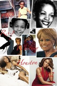 Happy Birthday to the powerhouse and shining light whose voice took up to the heavens...RIP Whitney Houston.