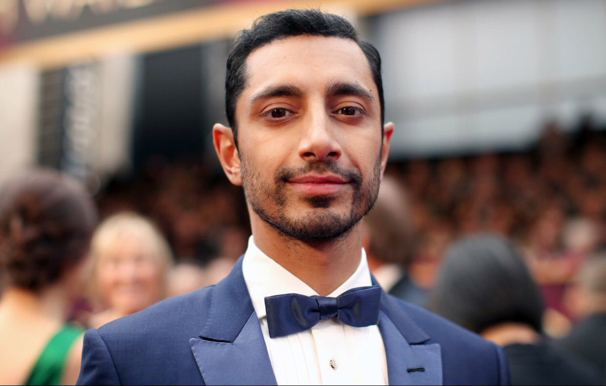 Riz Ahmed is in talks to join Tom Hardy in the 2018 #Venom movie!