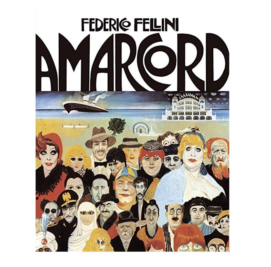 フェリーニ「アマルコルド」4K修復版がBD/DVD化。11月2日発売 https://t.co/Q4wsOmKt1S