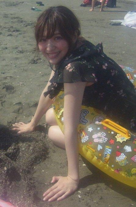 声優】佳村はるかさん、今年も海へ行く , Togetter