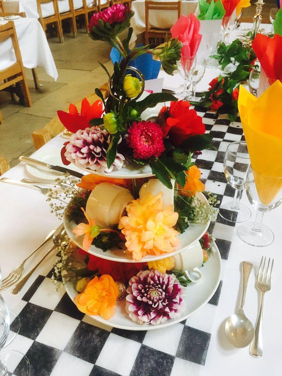 Fantastic Mad Hatter Tea Party Flower Arrangements Flowers Healthy Download Free Architecture Designs Rallybritishbridgeorg