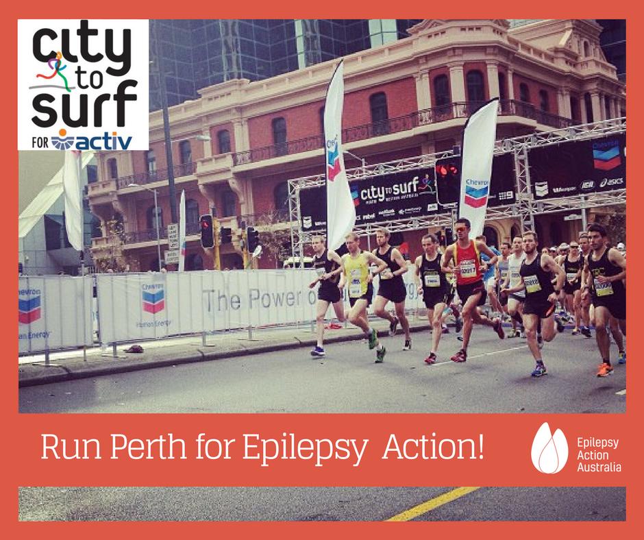 Who's #running #CitytoSurf #Perth with u...