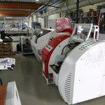 Image for the Tweet beginning: Nieuwe verzamelnaaistraat @Meccanotecnica asterTOP haalt