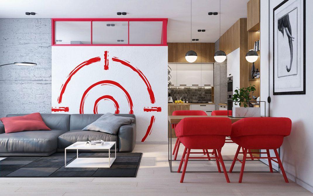 Best objet deco design rouge replies retweets likes with for Objet deco cuisine rouge