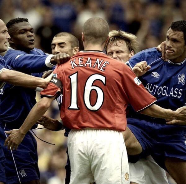 473 career games 19 career trophies   Happy birthday to the scariest man in football, Roy Keane!
