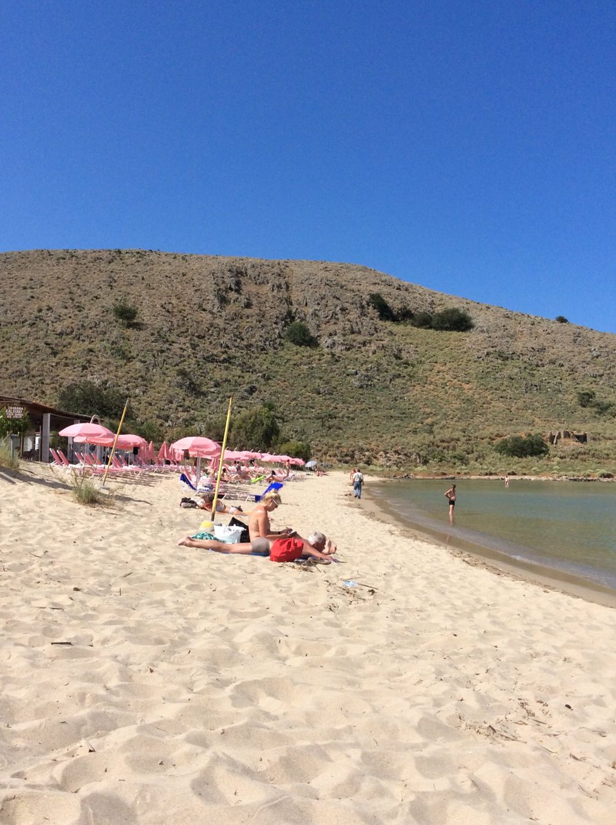 #kakavaki#beach for that early morning swim after that be prepared to #que #lol it gets very busy but well worth a visit #Crete<br>http://pic.twitter.com/k9iC1kDYuN
