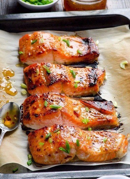 Рыба запечённая в фольге в духовке