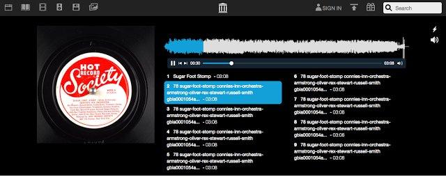 25000 張百年前骨董黑膠唱片的數位錄音檔案,免費聆聽下載 https://t.co/ENkCwYki8Y https://t.co/daJJYQMiE3