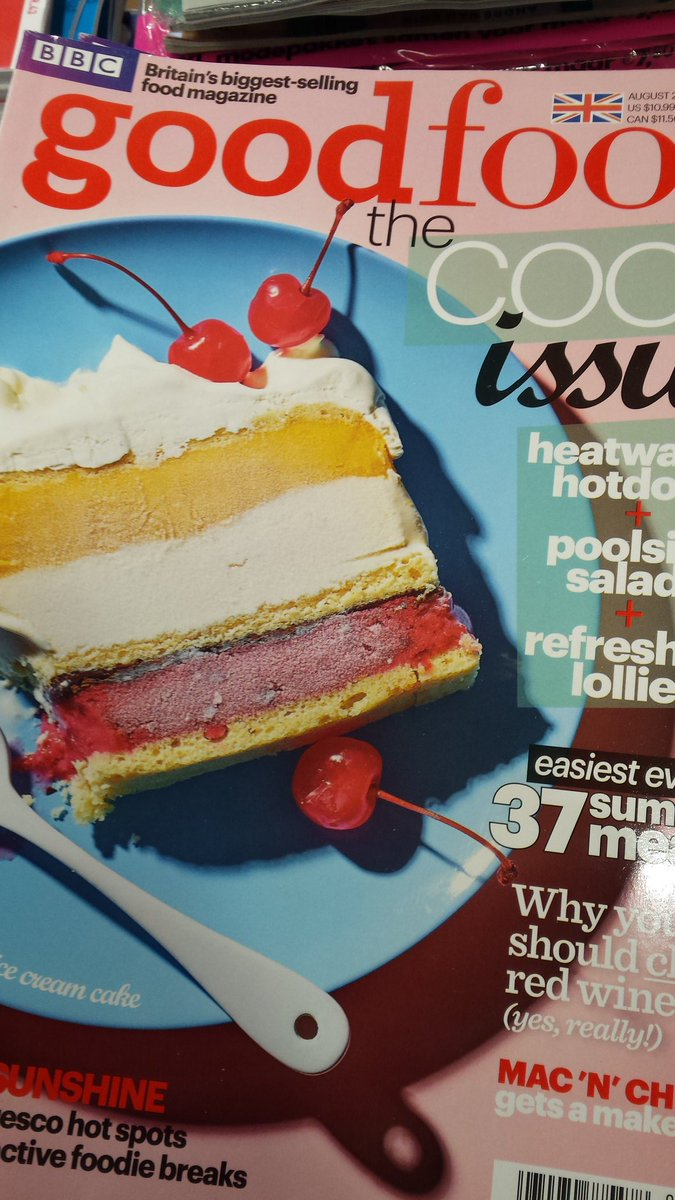 RT @readshopcoevn: Out now! BBC Goodfood #tijdschriften #specialist #Coevorden https://t.co/vNSgxA4wNt