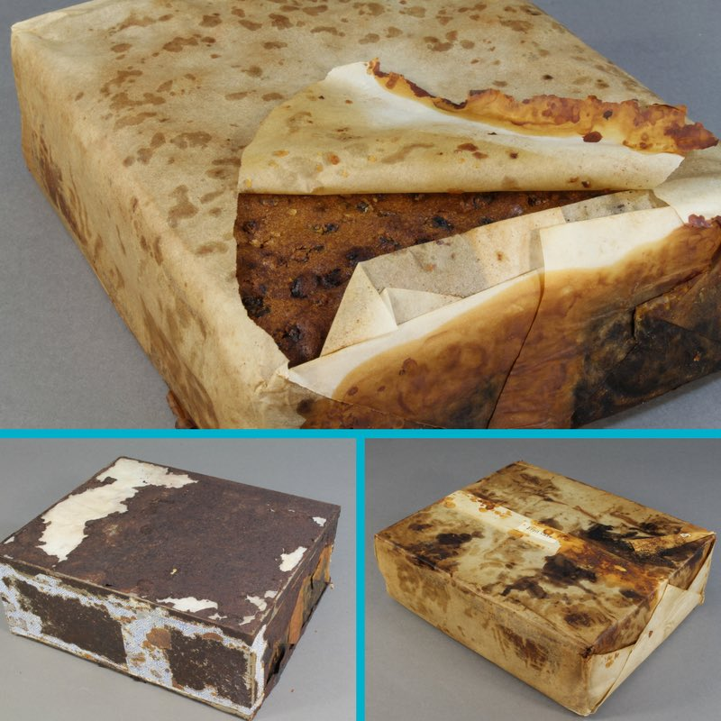 Image result for 106-year-old British fruitcake!