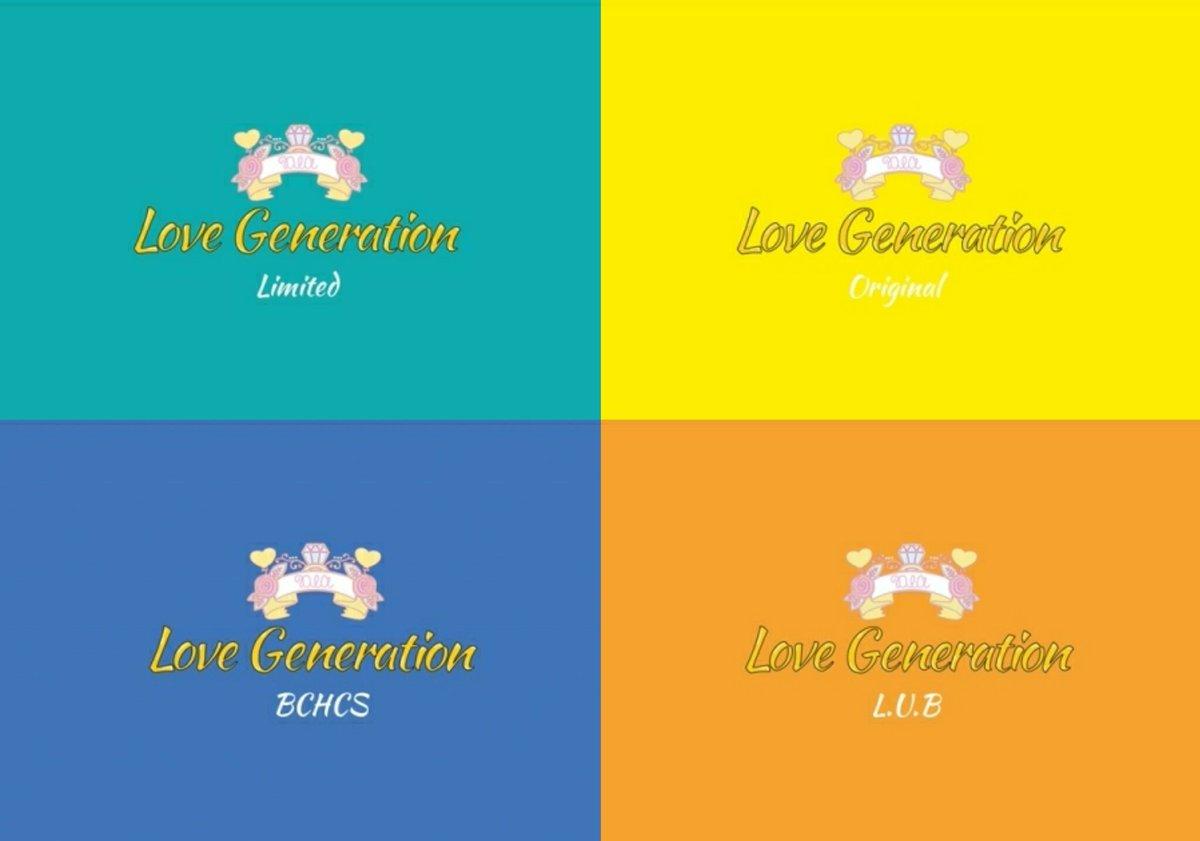 Generation of love album