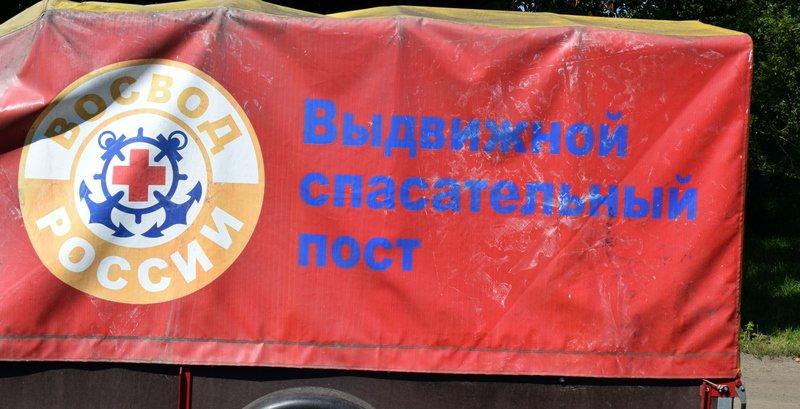 Николай Терехов проконтролировал работу спасателей
