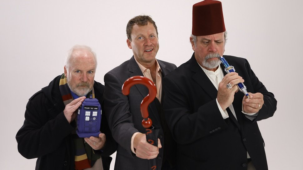 We talked to the @RiffTrax guys about taking on #DoctorWho for their upcoming live show: https://t.co/PLarcPv2ug https://t.co/YEbVf8CzUN