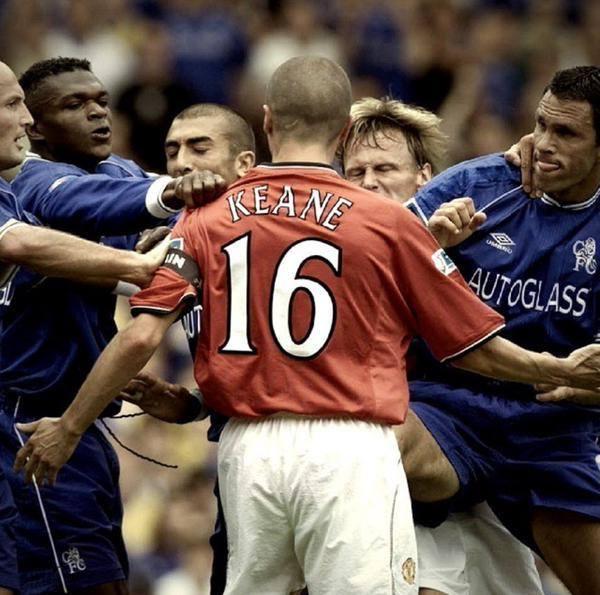 Happy Birthday  Roy Keane Javier Zanetti