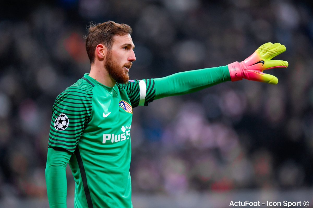 "Actu Foot on Twitter ""🔴 BREAKING Les agents de Jan Oblak"