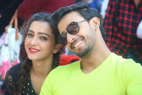 Want to see u smiling this way always and forever 😘😊❤️HBD once again @bonysengupta 🎂🎉🎊🤗Will always be there by u😊 https://t.co/WnJFzSVtMu