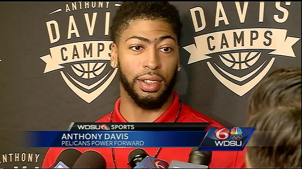 Anthony Davis strengthens commitment to Pelicans, New Orleans https://t.co/SHYti0lGOU