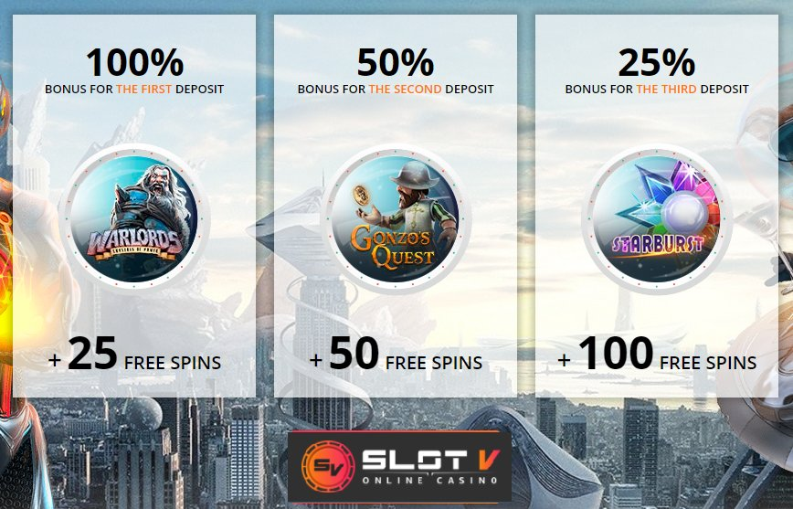 официальный сайт slot v casino