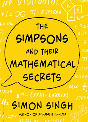 simon singh on twitter hello teachers some simpsons maths ppt